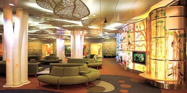 Dise o de interiores en espacios de atenci n a la salud for Diseno de espacios interiores