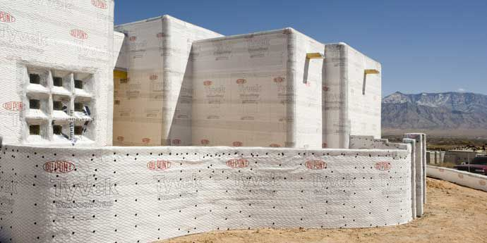 Stucco Wrap | DuPont ™ Tyvek ® StuccoWrap ® | DuPont USA