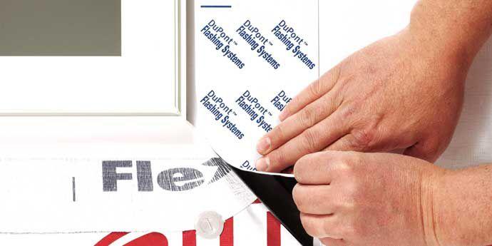 Flashing Tape | DuPont ™ Flashing Tape | DuPont USA