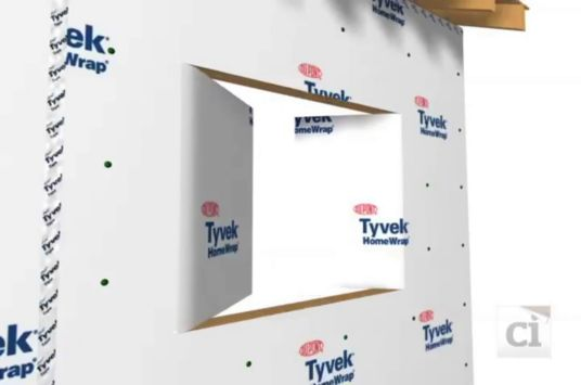 Sealing Windows And Doors Dupont Tyvek 174 Dupont Usa