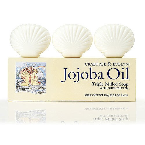 Crabtree and Evelyn Jojoba Soaps