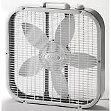 3-Speed Compact Box Fan, 20""