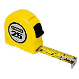 "Stanley Tools 25' x 1"" Tape Measure"