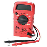 G B Electric 3-Function Digital Multimeter