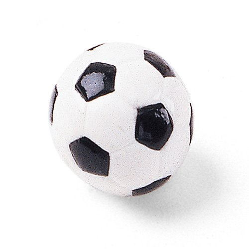 83034 Soccer Ball Cabinet Knob By Laurey