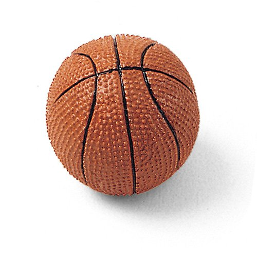 83037 Basket Ball Cabinet Knob By Laurey