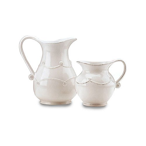 Juliska Small Ceramic Pitcher