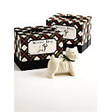 Gianna Rose Atelier Westie Dog Soap Gift Box