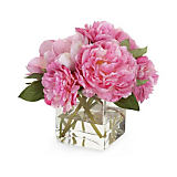 Diane James Pink Peony Arrangement