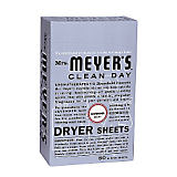 Mrs. Meyer's Dryer Sheets