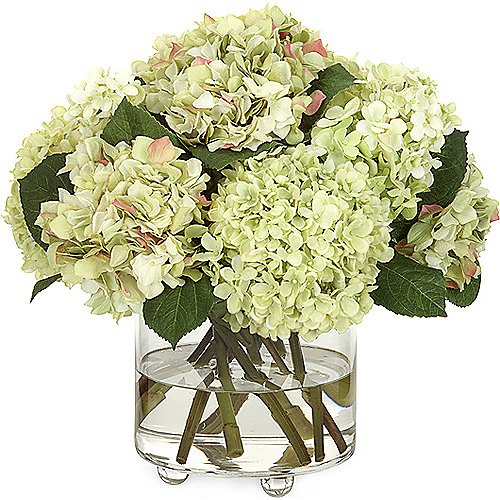 Diane James Green Hydrangea Bouquet