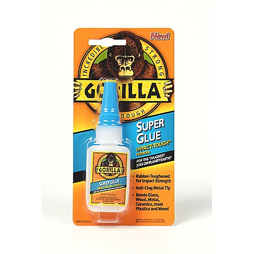Gorilla Super Glue,.53 Oz