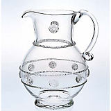 Juliska Isabella Round Pitcher