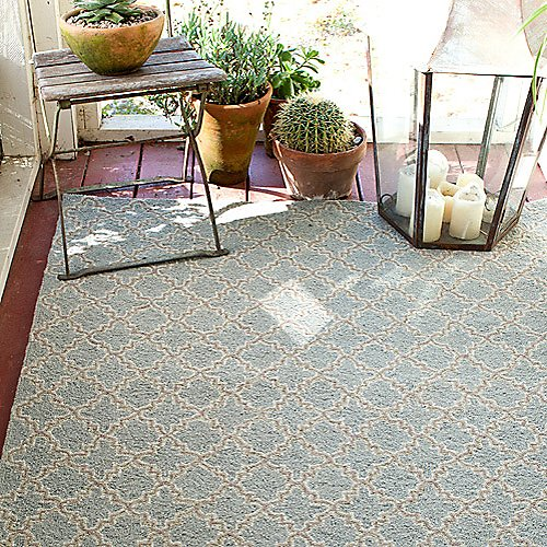 Dash & Albert Plain Tin 2' x 3' Rug