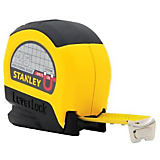 "Stanley Tools 25' x 1"" with Magnetic Tip and Fractional Read Tape"