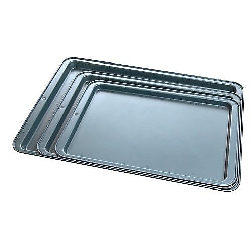 "Fox Run Jelly Roll/Cookie Pans 14"" x 20"""