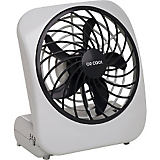 O2 Cool Battery Operated Desk Fan