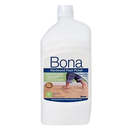 Bona Hardwood Low Gloss Floor Polish 36oz
