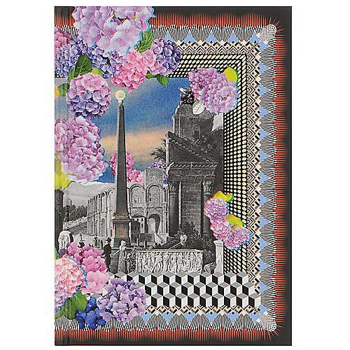 Christian Lacroix Hortensia Journal with 3-D Viewer