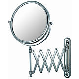 Mirror Image Extension Arm Wall Mirror
