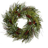 Cedar Pine Mix Wreath