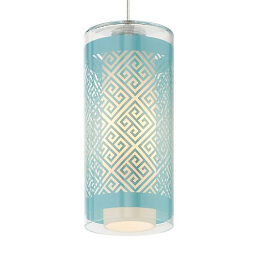 Tech Lighting Arabesque Glass Pendant