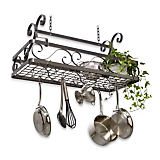 Enclume Large Decor Basket Pot Rack