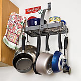 Enclume Rack it Up! Accessory Shelf Pot Rack