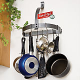 Enclume Rack it Up! Half-Moon Pot Rack
