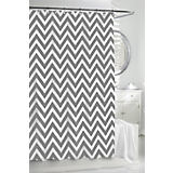 Kassatex Chevron Shower Curtain