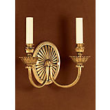 Martinez&Orts Casted Double Sconce