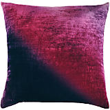 Kevin O'Brien Studio Gradient Purple Pillow