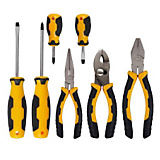 Olympia Tools 7-Piece Screwdriver and Pliers Set