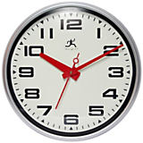 "Infinity 15"" Lexington Avenue Wall Clock"
