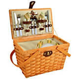 Picnic at Ascot Picnic Basket, Frisco for 2