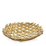 Michael Aram Palm Centerpiece Shallow Bowl