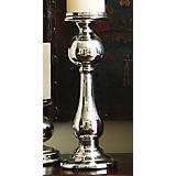 Global Views Britannia Gold Mercury Glass Candleholder