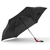 RainEssentials Compact Auto Open & Close Fashion Umbrella