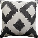 Ryan Studio Puka Black Diamond Pillow