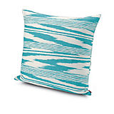 Missoni Home Safi Blue Pillow