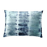 Kevin O'Brien Studio Rorschach Blueberry Pillow