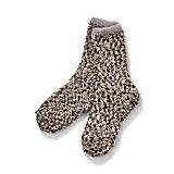 UGG Home Cozy Chenille Seal Socks