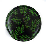Mariska Meijers Palm Beach Green Tray 18""