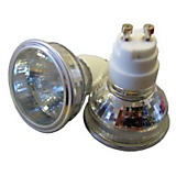GE 50W Halogen MR16 Bulb - 3 Pack