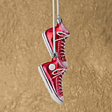 Christborn Red Hightop Sneaker Ornament