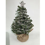 Sherri's Designs Green Glitter Tree