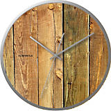 Cloudnola Structure Beams Wall Clock