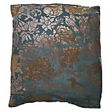 Via Venezia Chinese Branch Turquoise Small Pillow