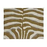Dransfield And Ross Zebra Gold Placemat