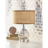 Regina Andrew Mercury Glass Clove Mini Lamp